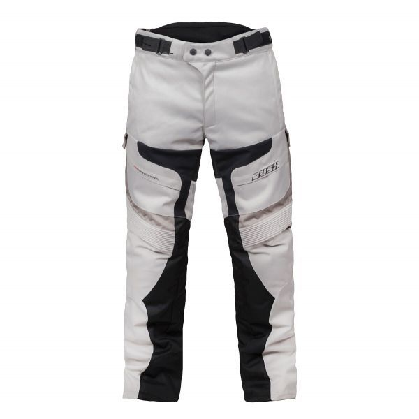RUSH LONG RIDE PANT серый